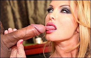 Taylor Wane in black stockings gets fucked in many positions and takes cum on her boobs